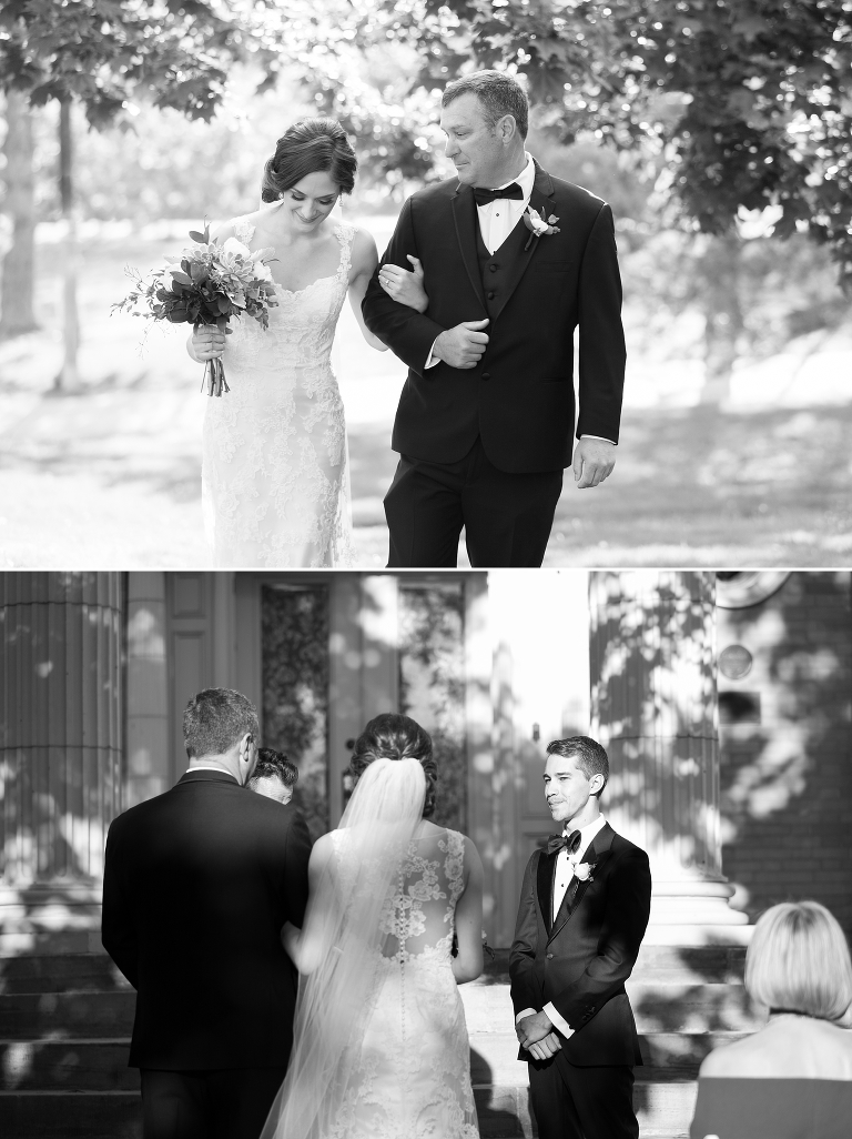 Classy And Elegant Black And White Flooring Design Ideas: Classy And Elegant Spring Denver City Wedding At Grant